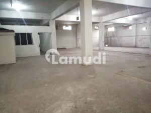 5 Kanal Warehouse Is Available For Rent