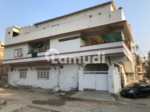 Ground+2 2 Side Corner House West Open For Sale