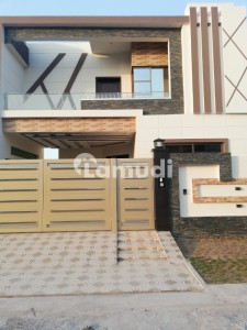 10 Marla Brand New Double Storey House For Sale In R Block