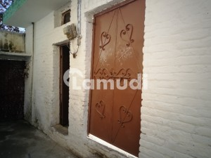 3 Bed Rooms, 1 Guest Room, 1 Bathroom, Location- Bai Pass Road New Adda Mardan