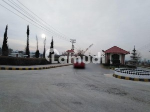 1 Kanal Residential Plot For Sale In AWT Block C Islamabad