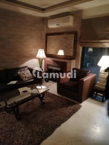 Fully Furnished House Is Available For Rent On Main Cantt Lahore
