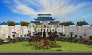 Blue World City Plot File  Available   For Sale