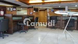 Office Available For Rent Near Press Club Sarwar Shaheed Road
