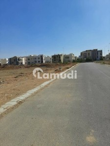 600 Yards Residential Plot Best For Home Makers Available For Sale In Phase 6 DHA Karachi