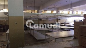 Factory For Rent Main Road Location