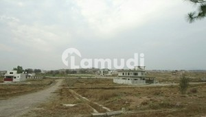 Corner 60 Feet Road Residential Plot Is Available For Sale In E18 GulshanESehat Islamabad