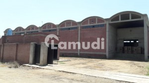 40500 Sq Ft Warehouse For Sale Excellent Constructed Direct Approach From Main Multan Road
