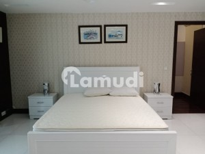 Luxury Fully Furnished Apartment For Rent In Residential Sector Of F7 Islamabad
