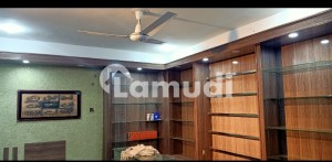 Furnished Shop With Woodwork And Glass Work With Basement