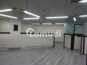 2000 Sq yards Commercial Bungalow Ground Plus Basement With 20 Office Chambers For Rent Clifton Block 5