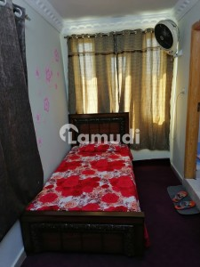 Separate Furnished Room For A Working Woman