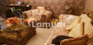 250 Sq Yards Bungalow Is Available For Rent