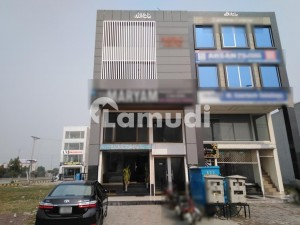 4 Marla Office Available For Sale