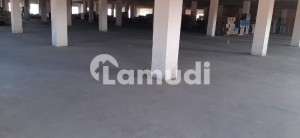 30000 Covered Area Commercial  Warehouse Available For Rent In Main Raiwind Near Lda Avenue 1