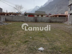 20 Marla Residential Plot Is Available For Sale Near Qurban Ali Petrol Pump Kumar Valley Gilgit