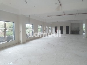 12800 Sq Ft Commercial Hall Available For Rent In G11 Markaz Islamabad