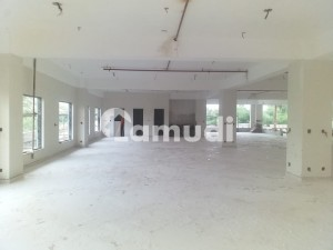 13000 Sq Ft 1st Floor Commercial Hall Available For Rent In G11 Markaz Islamabad