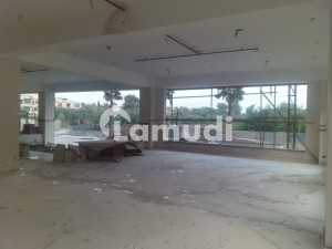 6400 Sq Ft Commercial Hall Available For Rent In G_11 Markaz Islamabad