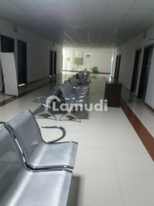 Afridi Medical Complex. Clinic On First Floor Office For Rent
