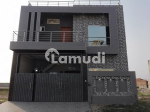 5.3 Marla House Is Available For Rent In Riaz Ul Jinnah Faisalabad