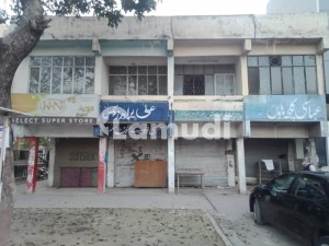 Class 3 Market 3 Side Corner Building Is Available For Sale