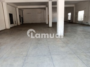 1 Kanal Factory Available For Rent