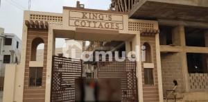 Kings Cottages 2nd Floor Flat With Roof Gulistan E Jauhar Block 7