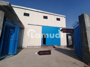 Warehouse Is Available For Rent  Main Multan Road Chung Stop