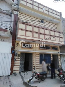3.5 Marla House For Sale In Gulfishan Colony, Jhang Road Fda Approved