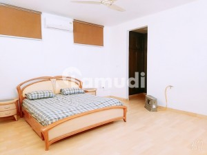 F8  Fully  Furnished  03  Bedroom  Independent  Lower  Portion  For  Rent  At  Very  Peace  Full  Location