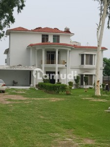 LEADS OFFER 41KM GT Road Sadoki 23Kanal land for factory with Residence hut and office block