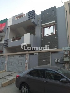 300 Yards Beautiful Brand New Bungalow For Sale In Block 14 Gulistan E Johar`