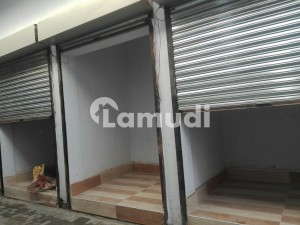 Commercial Shop Is Available For Sale