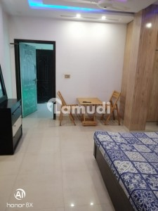 Furnished Studio Apartment For Rent In Allama Iqbal Town