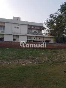 2 Kanal Corner Plot For Sale In Nawab Town Located On Main Riawind Road
