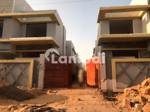 Brand New 250 Square Yard 2+3 Bed Town House Is Available For Sale