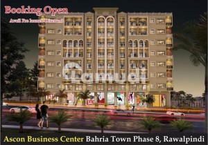 Shop For Sale In Ascon Business Center Abc