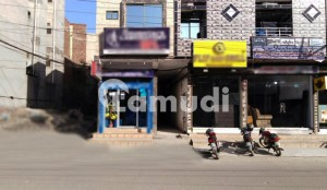 3 Marla Triple Storey Commercial Building For Sale On Poonch Road Samanabad Road