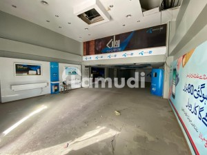 Showroom For Rent On 2 Talwar Clifton Block 9 The Plaza 2500 Square Feet