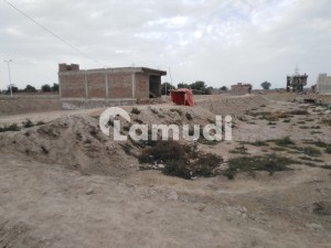 80 Yard Residential Plot For Sale In Bismillah City Extention Latifabad