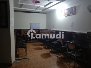 10 Marla Upper Floor Hall Is Available For Office Call Center Software House