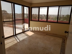 Spacious Well Ventilated Penthouse Available On Rent