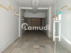 Shop For Rent In Zamzama Commercial