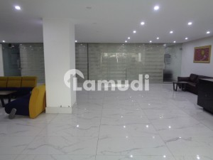 4500 Sq Ft Luxury Office On Rent For National & Multinational Company At Satiana Road