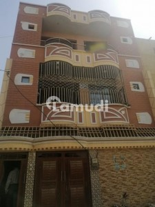 A House Is Available For Sale In Arsalan Homes