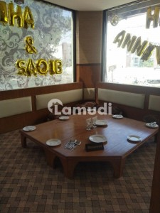 Ready Restaurant Is Available For Rent At Very Prime Location