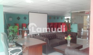 Beautiful Office Is Available For Rent In G9 Markaz Islamabad