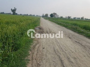 4 Kanal Plot For Farm House Is Available For Sale In Dha phase 10 linked  Bedian Road