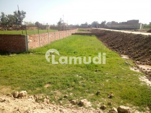 Plot For Sale In Haider Garden Gt Road Near Jallo